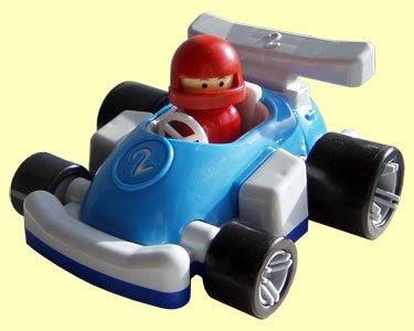 Игрушечная гоночная машинка Молния С-149-Ф Форма