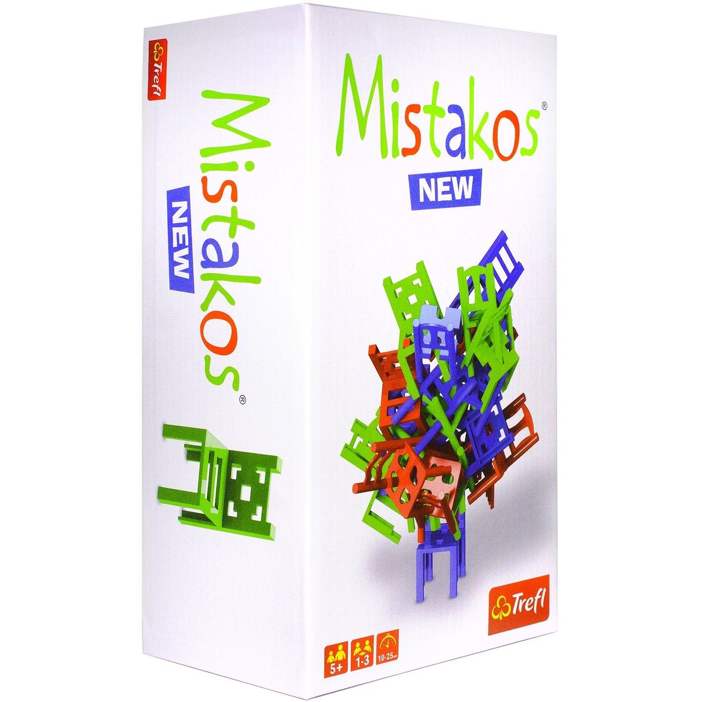 Настольная игра Мистакос Mistakos 01143 Trefl Трефл