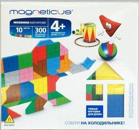 ������� ��������� Magneticus ����/����� 300 ���������, 10 ������ ��� ���� ����� Magneticus, ����������