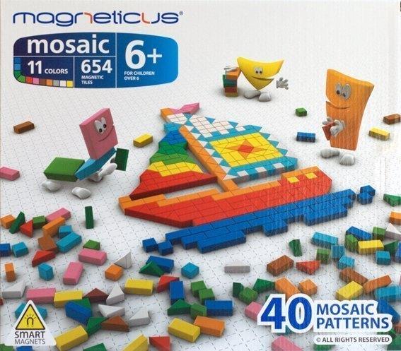 ������� ��������� Magneticus 654 ��. ����� Magneticus, ����������