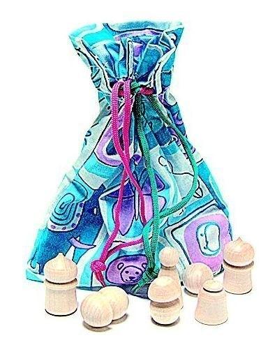 Деревянная игрушка Волшебный мешочек фигурный Д-140 RNToys