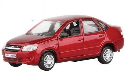 Машинка Лада Гранта 1:36 Autotime33950