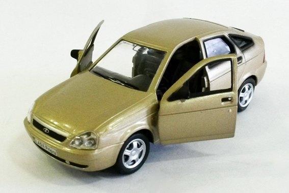 Машинка Лада Приора 1:36 Autotime33980