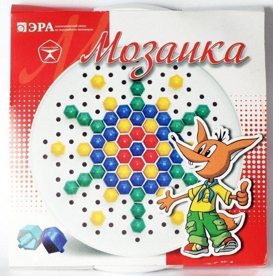 Мозаика круглая 80 дет./13 мм С-24-57238307 Эра