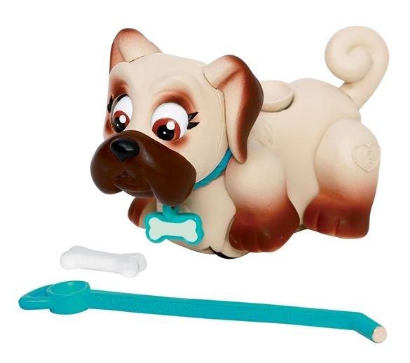Фигурка собачки в комплекте с косточкой и поводком Giochi Preziosi