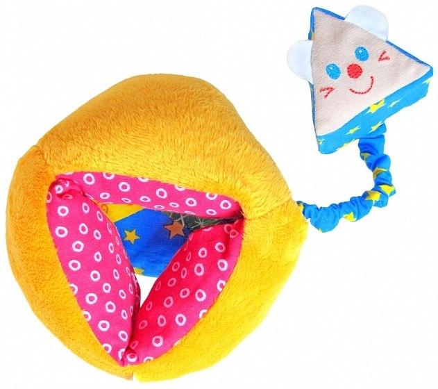 Мягкая игрушка Мякиши Выкрутасы с мышкой 285 Мякиши Фокс