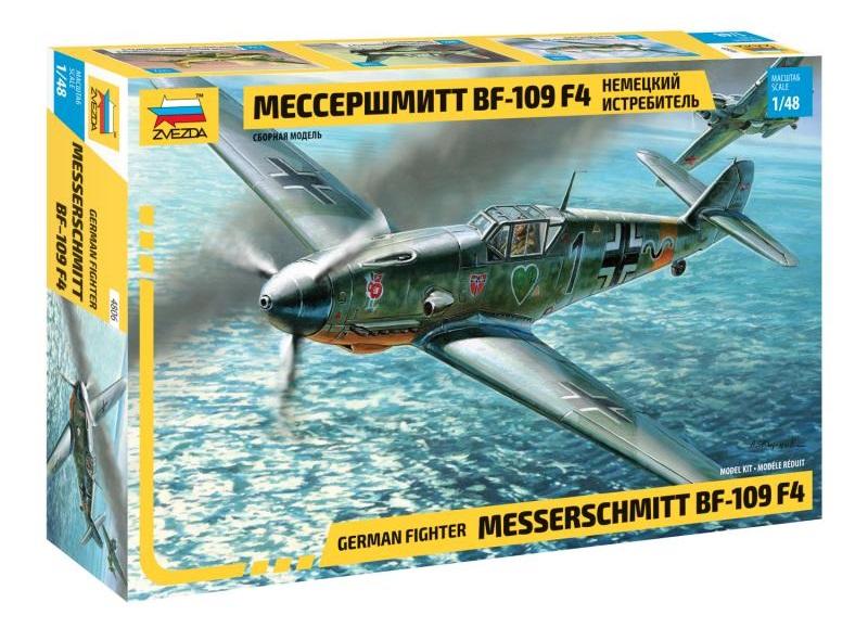 ������� ������ �������� ����������� ����������� Bf-109F4 4806 ������
