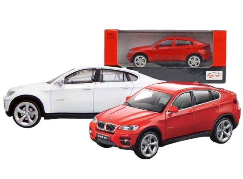 ���������� ������ BMW X6 1:43 33700 RASTAR