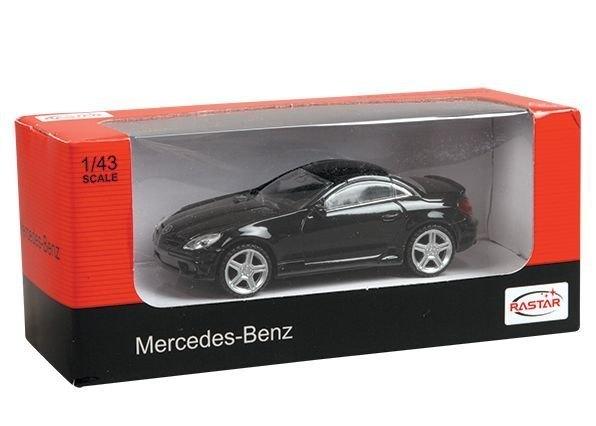 Игрушечная модель Mercedes SLK 55 AMG 1:43 37200 RASTAR