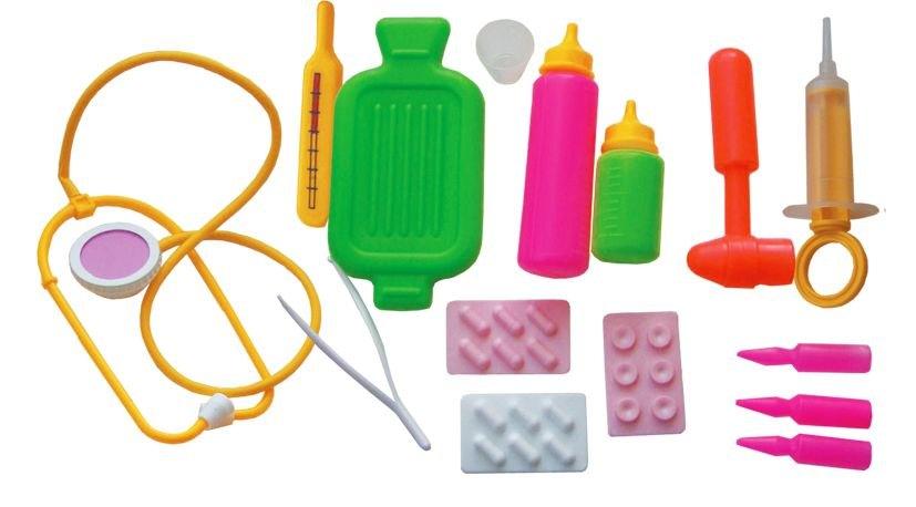 Игровой набор Маленький доктор 22004 Плейдорадо