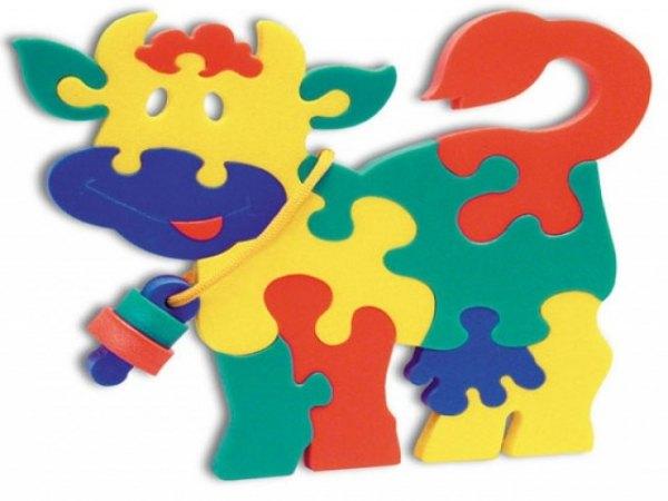 Мягкая мозаика Коровка 45373 Тедико
