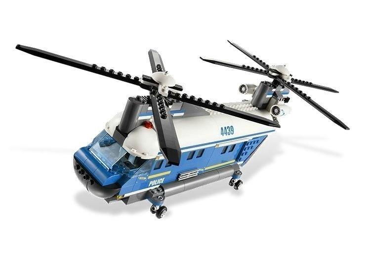 вертолет (конструктор Lego