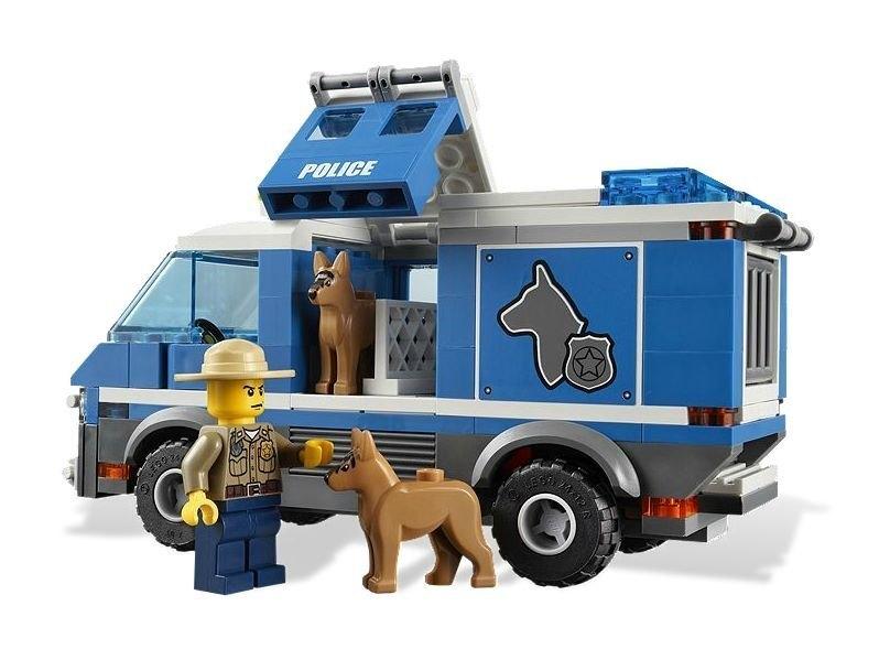 Фургон для полицейских