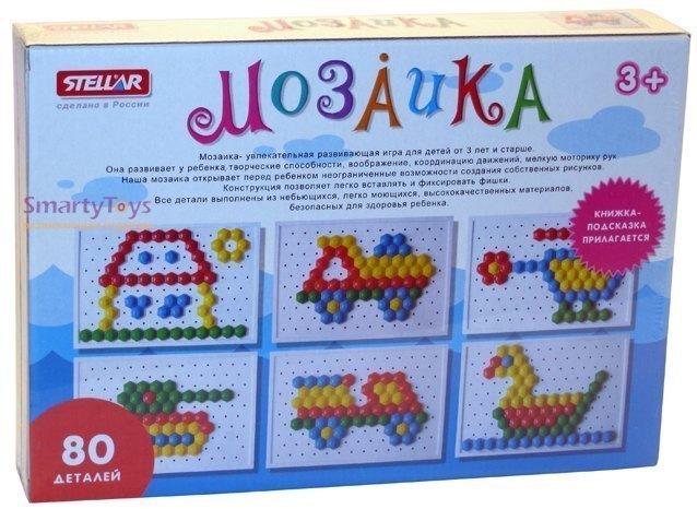 Мозаика крупная (80 дет) - Стеллар - купить недорого в ...: http://www.smartytoys.ru/igrushka_44_130