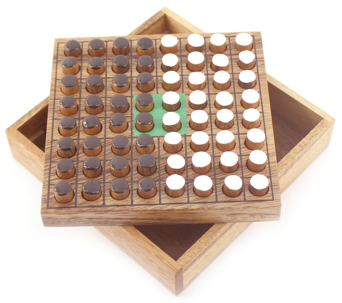 Настольная игра Реверси (деревянная) Thai wood